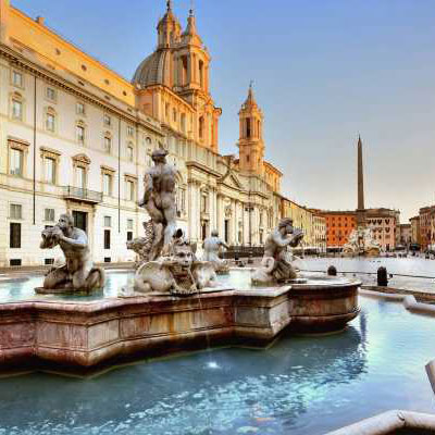 City CentreFree Guided TourDaily at 05.00 PM Explore the  Fountains and Squares of Rome as Spanish Steps, Pantheon, Trevi Fountain, Navona square, idden jems and more, on  a 2-hour tour. FREE