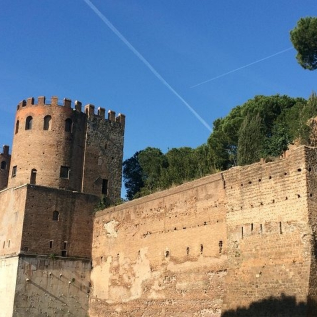 Baths and Walls walking tour and van transfer private tour A walking tour to discover another side of Ancient Rome. Starting from Porta Capena, the begin of Old ...